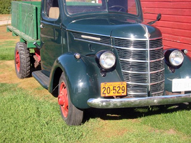 1939 International truck questions