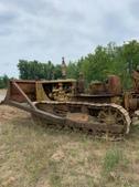 1942 Antique Caterpillar Crawler Tractor