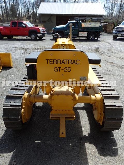 1950 Terratrac GT-25 Standard Track