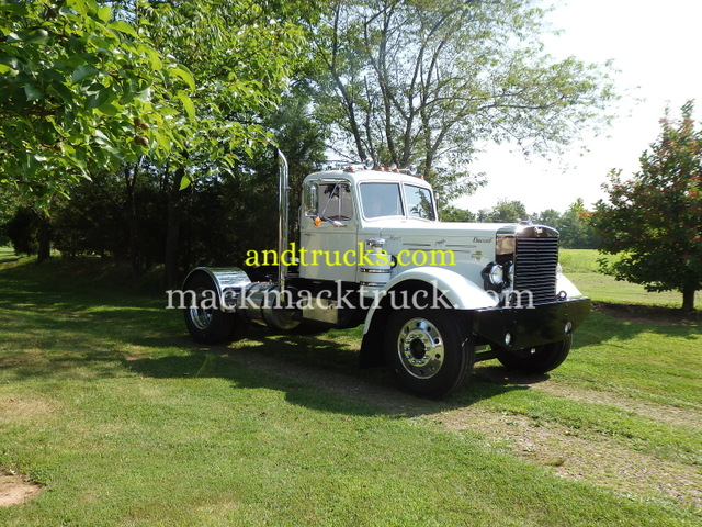 Labor Hours To Replace Transmission >> 1954 Mack LTL Single Axle Tractor used for sale