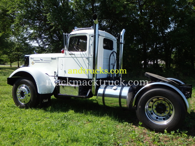 1954 Mack LTL Single Axle Tractor
