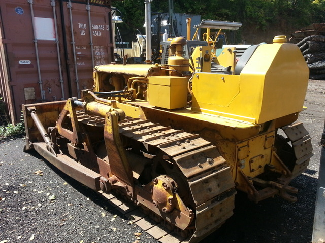 Old Cat D Dozers For Sale