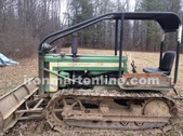1956 John Deere 420C Crawler Tractor