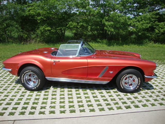 1962 Corvette For Sale By Owner Stingray Convertible