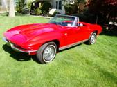 1964 Convertible Corvette Original 37K