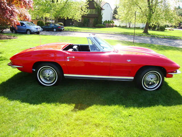 1964 corvette convertible used for sale. Black Bedroom Furniture Sets. Home Design Ideas