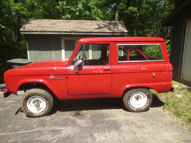 1966 ford bronco sport used for sale. Black Bedroom Furniture Sets. Home Design Ideas