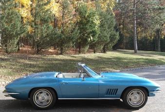 1967 Corvette Stingray