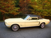 1968 Mustang Convertible 289 for sale