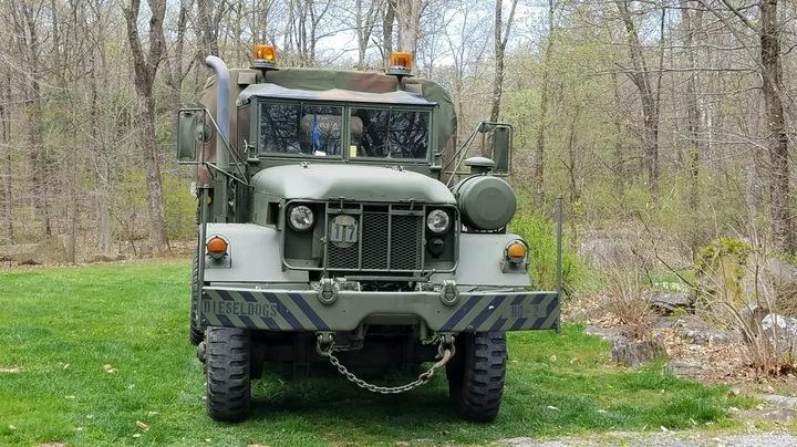 1971 AM General M813A1