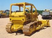 1973 Caterpillar D6C Crawler Tractor