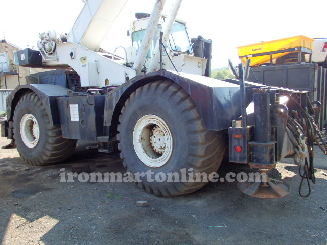 1974 Grove RT65S Rough Terrain Crane