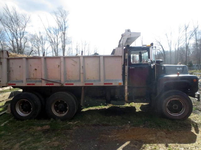 1979 Mack DM Tandem Axle Dump used for sale