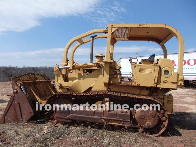 Track Loader For Sale >> 1979 International 175 Track Loader For Sale