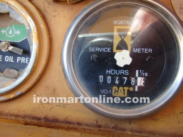 1979 International 175 track loader