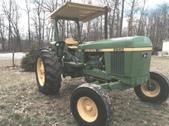 1979 John Deere 2840 Farm Tractor
