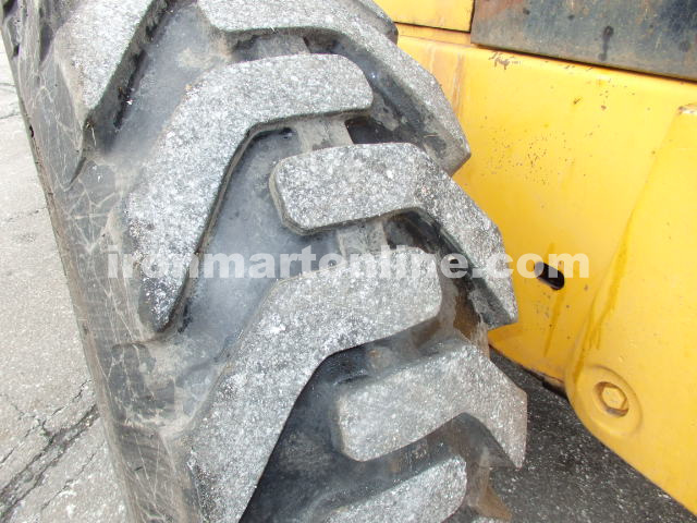 Wheel loader John Deere 644B used for sale