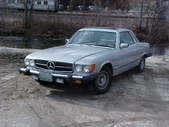 1981 380SLC
