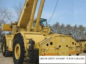 1983 Grove RT875 Rough Terrain Crane