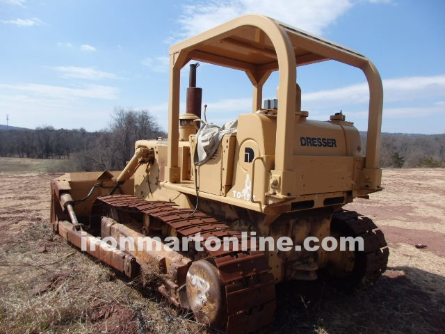 TD15C International Dozer
