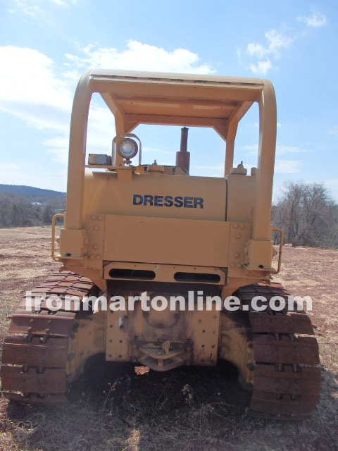 1984 TD15C International Dozer