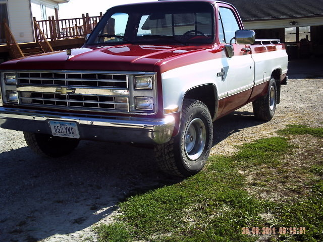 Used Chevy Silverado For Sale >> 1987 Chevy Silverado