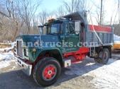 1988 R Model Mack Dump Truck