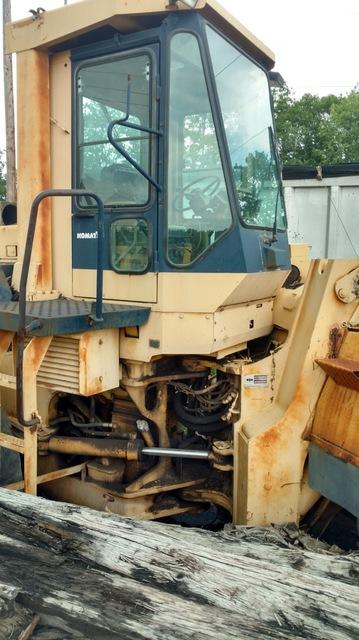 1990 Komatsu WA500-1L 7 yard Wheel Loader