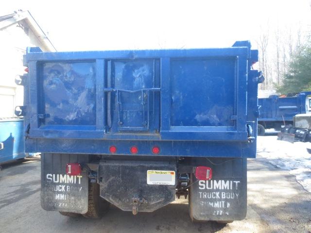 Chevrolet Kodiak Single Axle Dump with Plow
