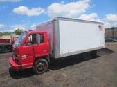 1994 GMC W4 Box Truck