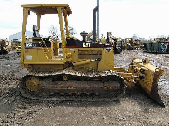 Bulldozers For Sale >> Cat D5c Xl Iii Dozers For Sale Bulldozers Used