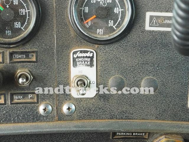 1998 Tri Axle Mack w 427 hp