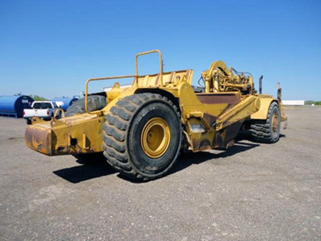 used CAT 621F Motor Scraper for sale
