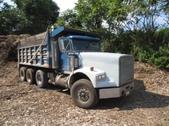 1999 Freightliner Tri-Axle Dump