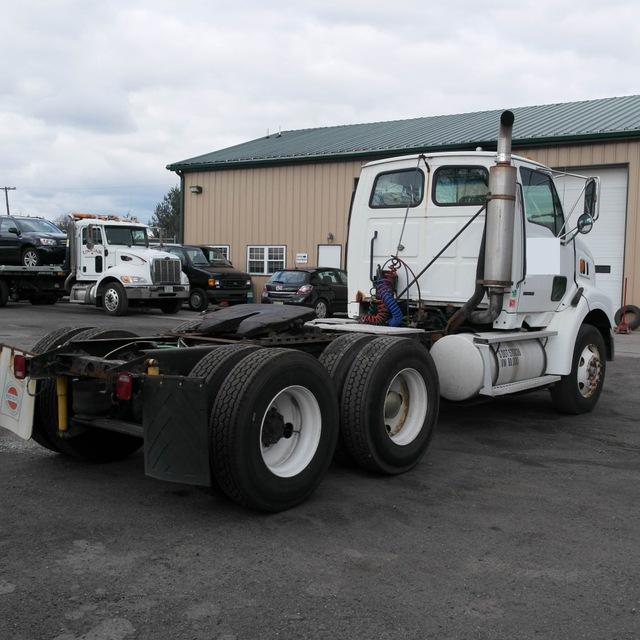 Single Axle Tandem : Cat c nz single turbo sterling
