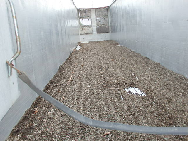 2001 110 Yard East Walking Floor Trailer
