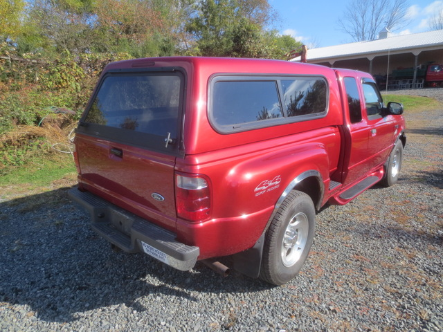 2001 northland edition ford ranger xlt 4x4 used for sale. Black Bedroom Furniture Sets. Home Design Ideas
