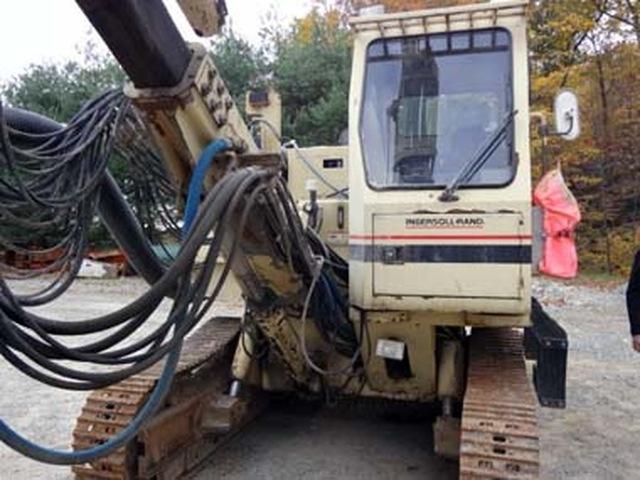 2001 ingersoll-rand ecm690 drill