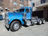 2001 Peterbilt 379 tandem axle tractor w