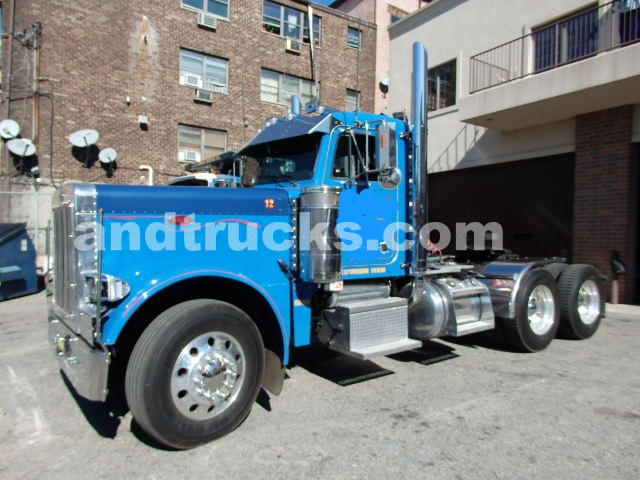 379x peterbilt Day Cab Tandem Axle C-15 6NZ 475hp