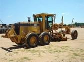 2002 Caterpillar 12H Motor Grader