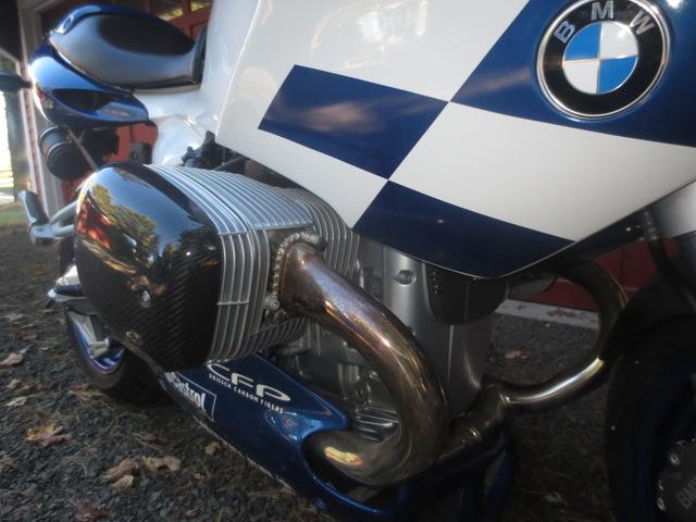 2003 BMW R1100S Boxercup Edition