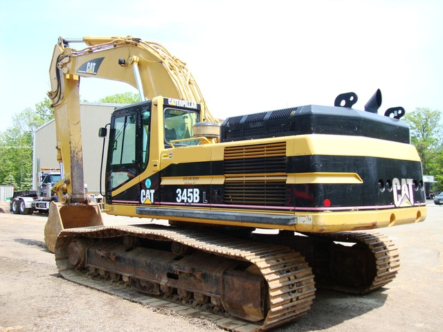 2004 Cat 345BL One Owner 4977hrs