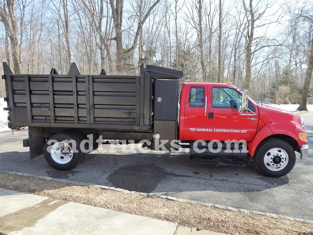 Custom Single Axle Trucks : Work trucks for sale