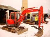 2004 Kobuta KX161-3 Excavator w/ Thump