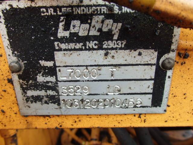 Leeboy 7000 Paver for sale
