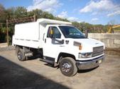 2005 C4500 Kodiak Dump Truck  6.6 Diesel