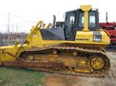 2005 Komatsu D65PX15 LGP Crawler Tractor