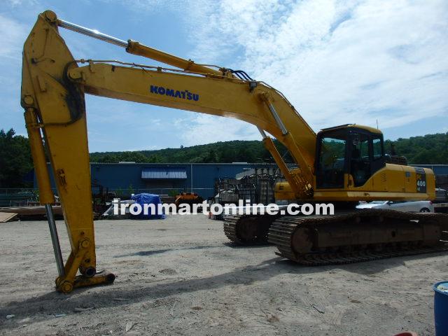 2005 Komatsu PC 400 LC 7L Excavator for sale