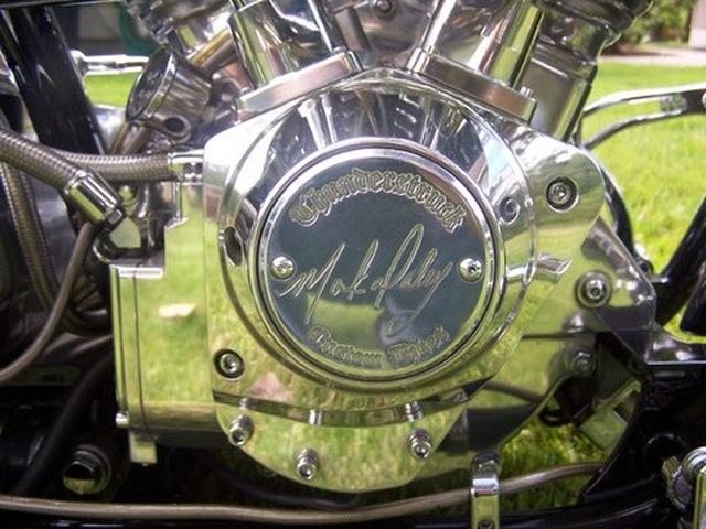 2005 Thunderstruck Chopper